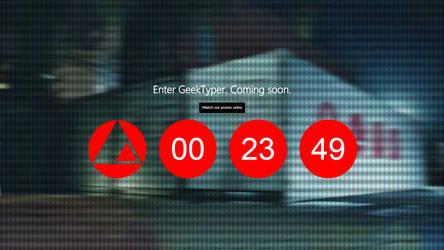 GeekTyper: Reveal by fediaFedia