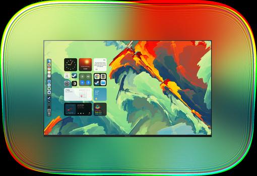[Ambilight] Late July Desktop