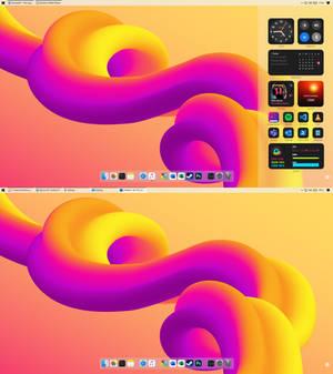 Big Sur RC1 Desktop