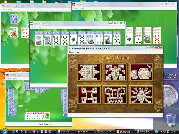 Vista Games
