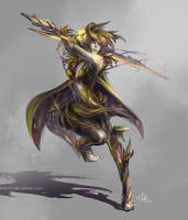Guild Wars 2: Sylvari by MaR-93