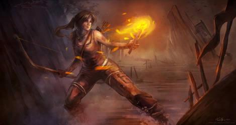 Tomb Raider Reborn! by MaR-93