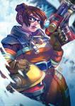 Overwatch: Rescue Mei