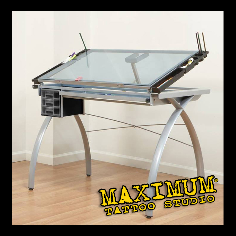 MAXIMUM TATTOO STUDIO  DREAM TABLE By Maximumtattoos On