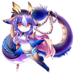 [C] RyverWren 3/3 by Kanimimi