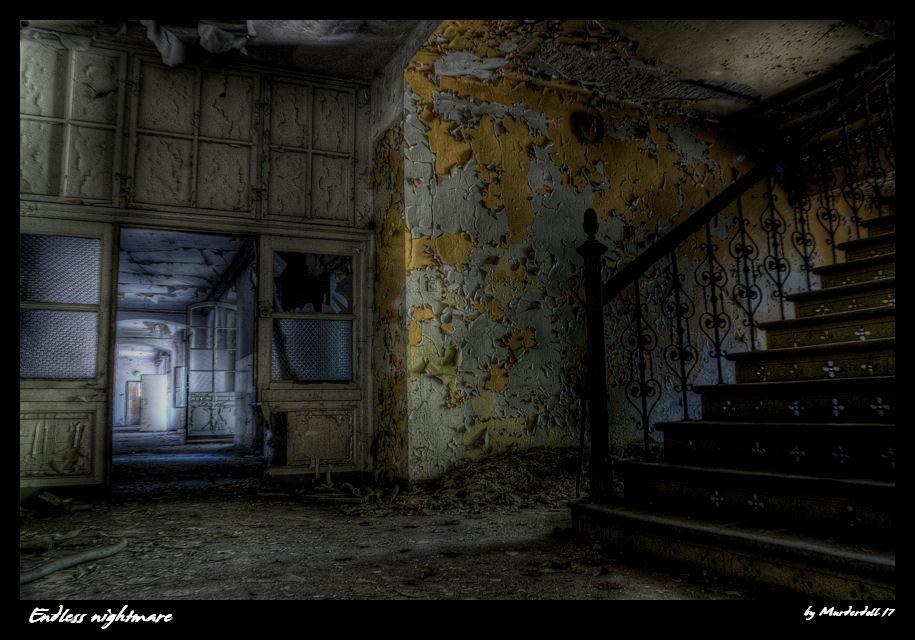 Endless nightmare by Murderdoll17