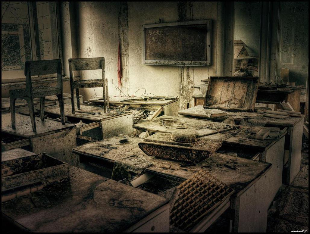 Last lesson... by Murderdoll17