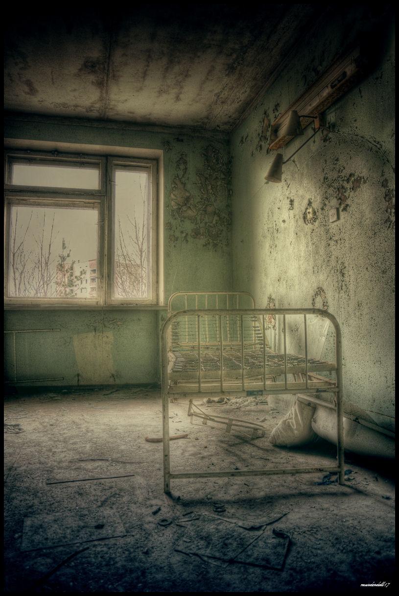 Silent patient... by Murderdoll17