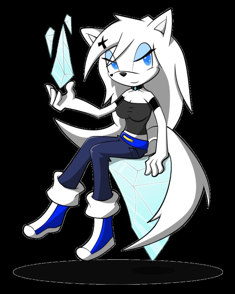 Rachel The Arctic Wolf
