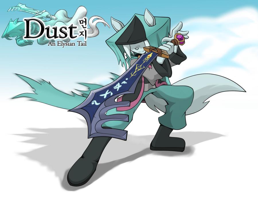 Dust: An Elysian Tail by BasilLoon