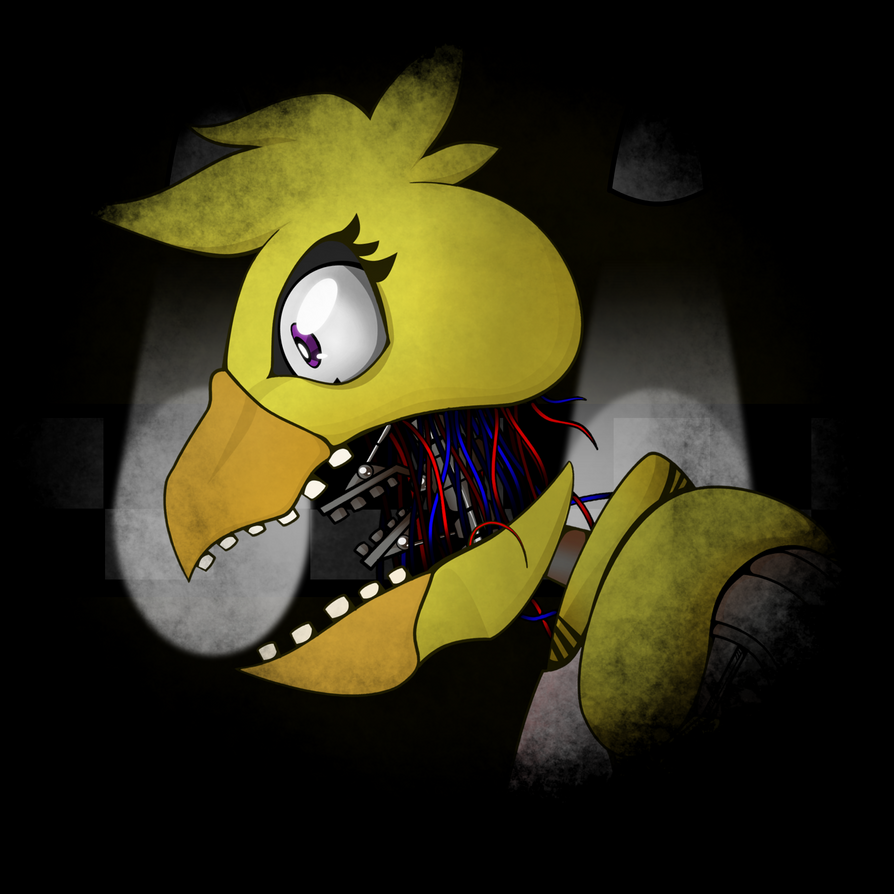 Chica By BasilLoon On DeviantArt
