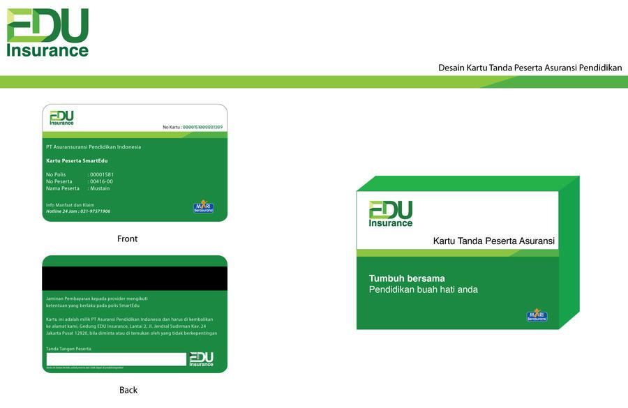 Insurance Card Design by EllamusDesign on DeviantArt