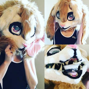 Jet Skii the Phluux Rabbit Furst Head
