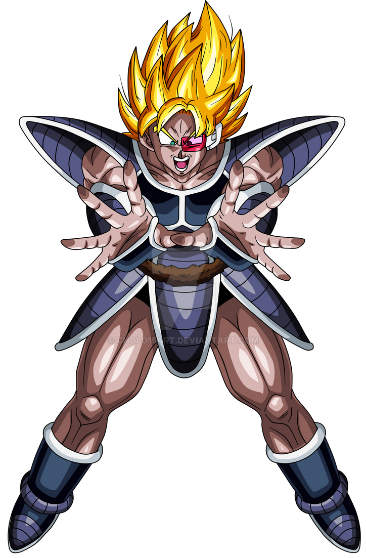 dbz turles ssj - photo #9