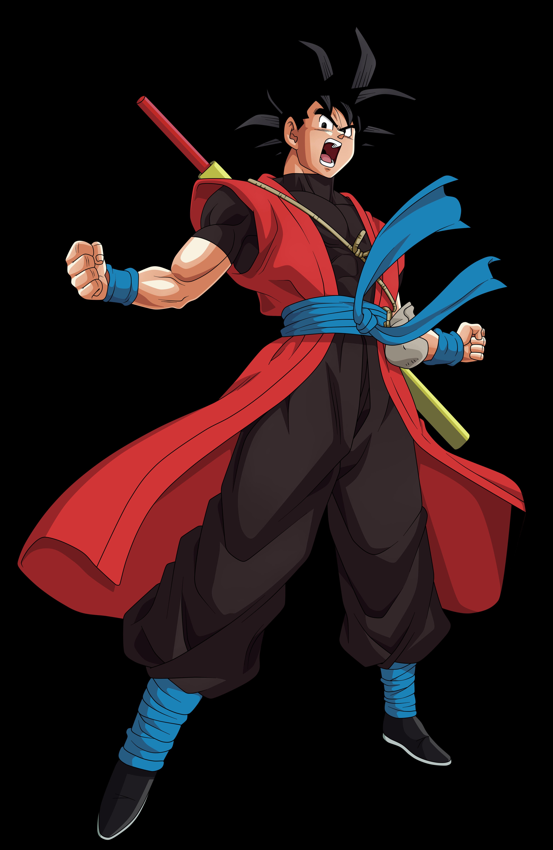 Goku Xeno