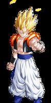 Super Gogeta by Cholo15ART
