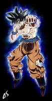 Son Goku Migatte no Goku'i by Cholo15ART