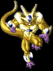 Golden Cooler by Cholo15ART