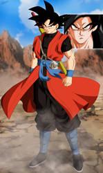 Goku-San?