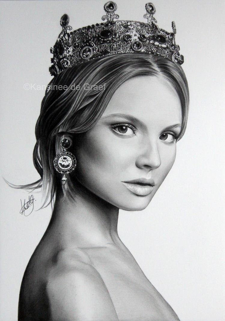 Magdalena Frackowiak by kansineedegraefart