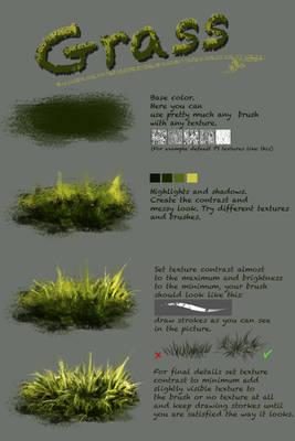 Grass tutorial
