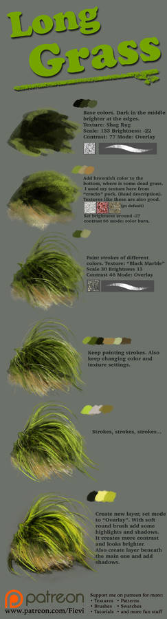 Grass tutorial 2