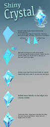 Crystal Tutorial by Fievy