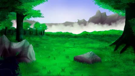 Forest by Feimen