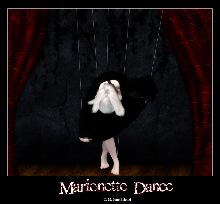marionette dance by damedemort on deviantart
