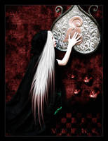 Queen Of Hearts by damedemort