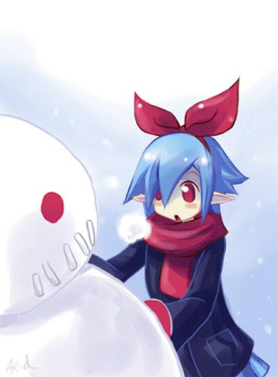 Snow by airana