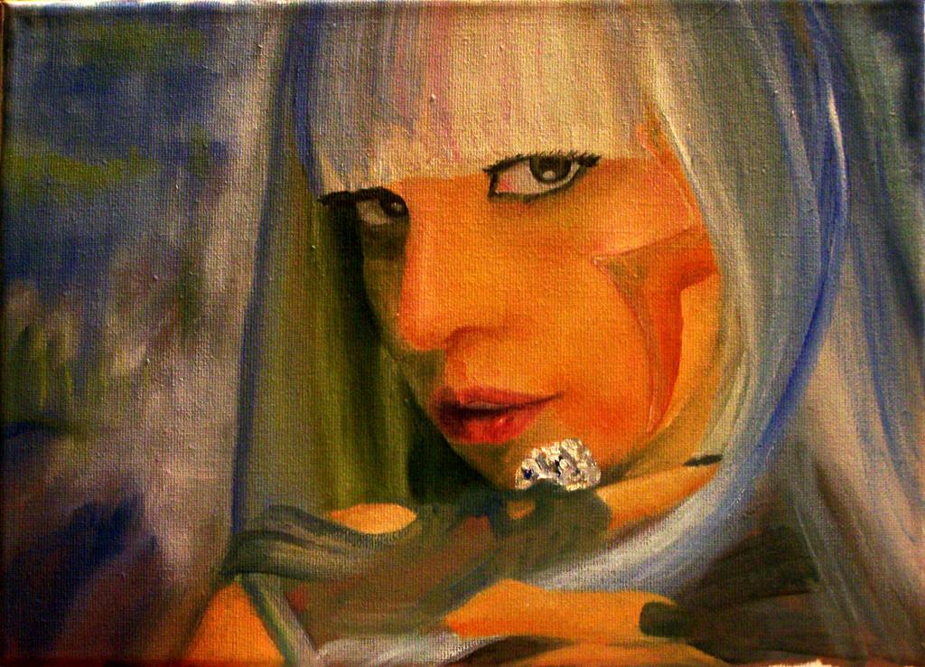 Lady Gaga by bigbadfuds