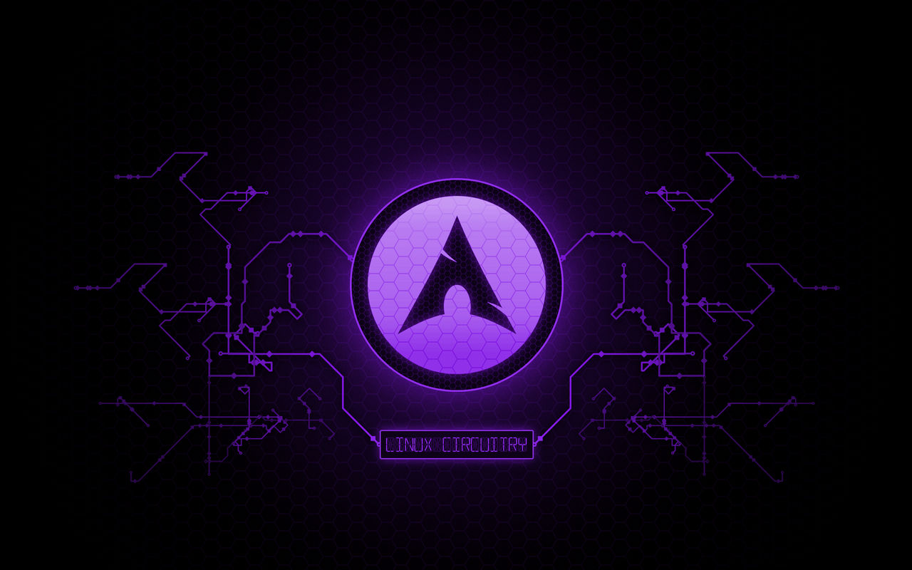 ArchCircuitry in Purple by cbowman57
