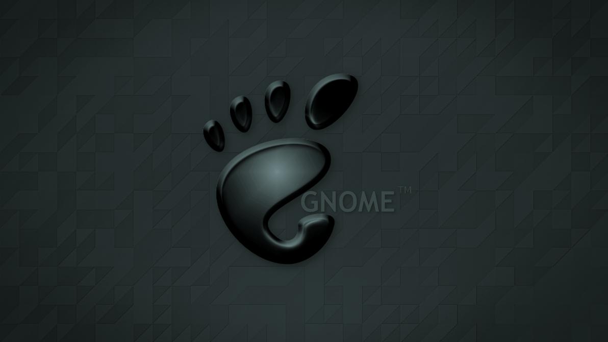 Adwaita Dark Gnome Wallpaper By Cbowman57