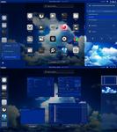 Screenshot Blue