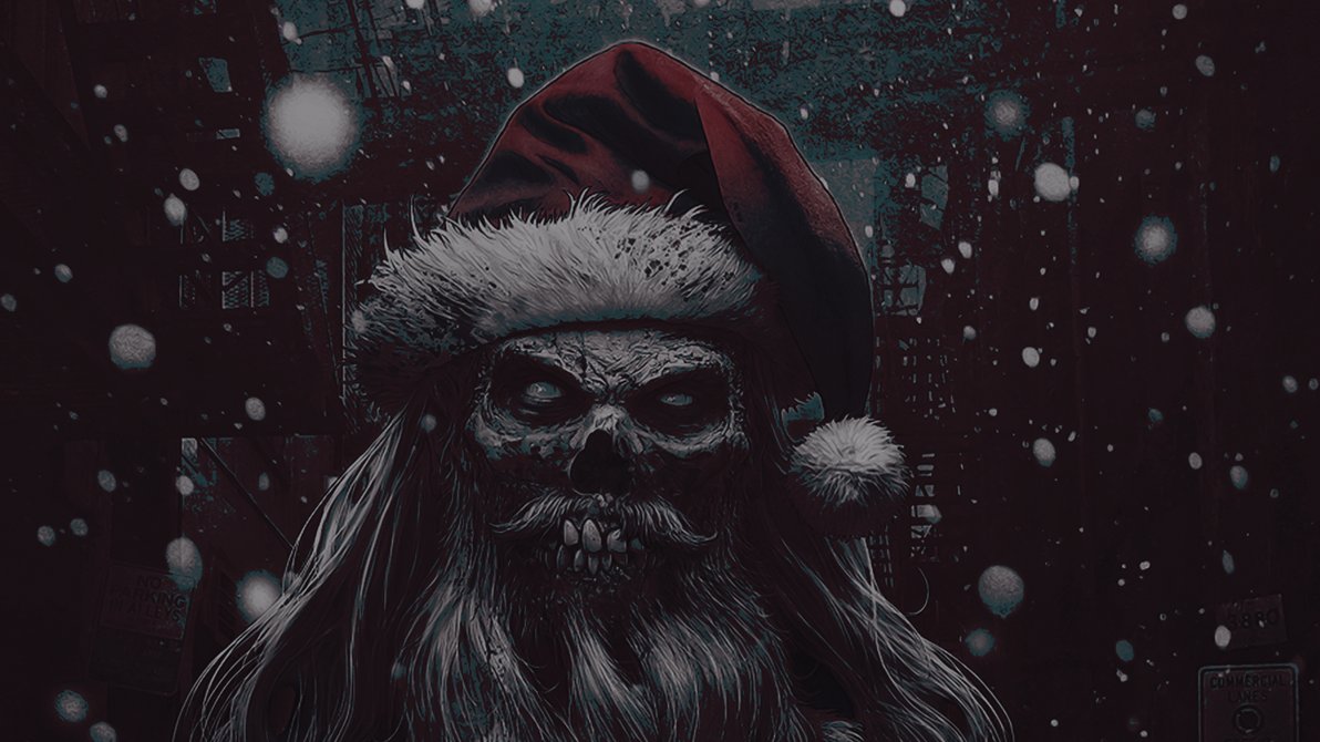 Santa Wallpaper 1366x768 by cbowman57