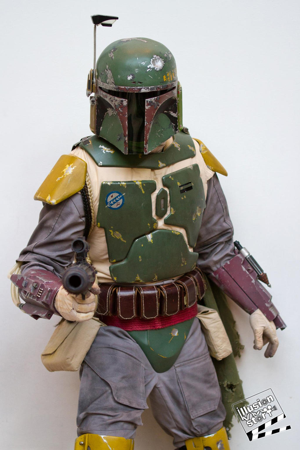 Boba Fett Cosplay by Widen15