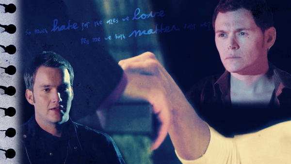 Owen:Ianto WP by reignoffire86