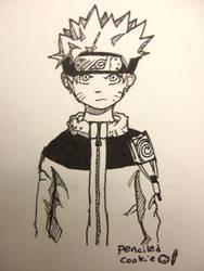 Uzumaki Naruto by Penciled-Cookie