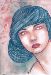 Portrait by Eimiel