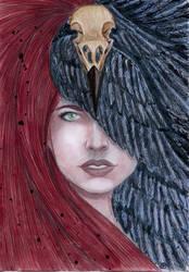 Crow by Eimiel