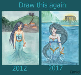 Draw this again, 5 years by Eimiel