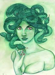 Medusa by Eimiel