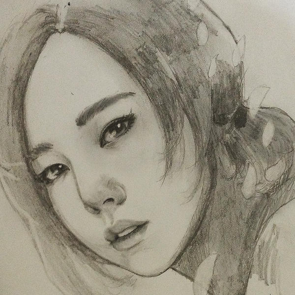 Girl 1 by GoveRtZ