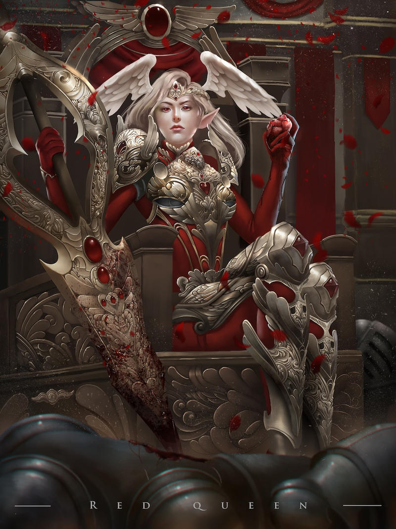 Red Queen by GoveRtZ