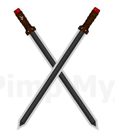 S Vorpal swords by aniviod2904