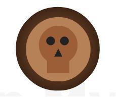 a death Koin by aniviod2904