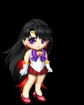 sailor mars costume by aniviod2904
