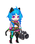 adult lily as Jinx by aniviod2904