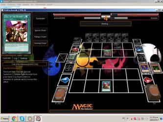 magic in yugioh by aniviod2904